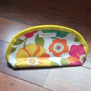 Trina Turk for Clinique toiletry bag